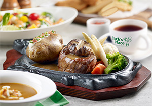 Jack's Place & Eatzi Gourmet Steakhouse & Bistro - $10 E-Voucher With Min. Spend Of $30 On Takeaway Orders
