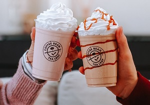The Coffee Bean & Tea Leaf® - $9.90 For 2 Small Size Ice Blended® Beverages (U.P. $15.80) And More (Takeaway Only) till 31 Jul 2020