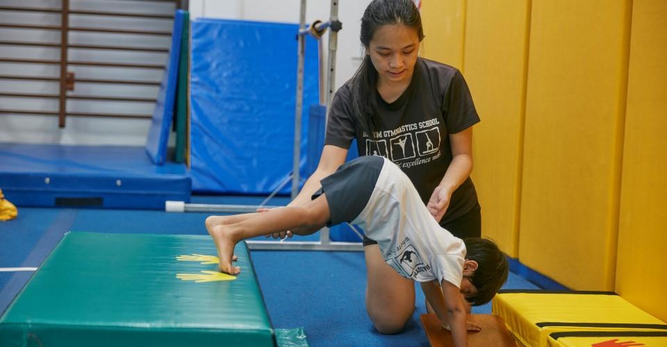 BazGym Gymnastics School - Free Trial Class