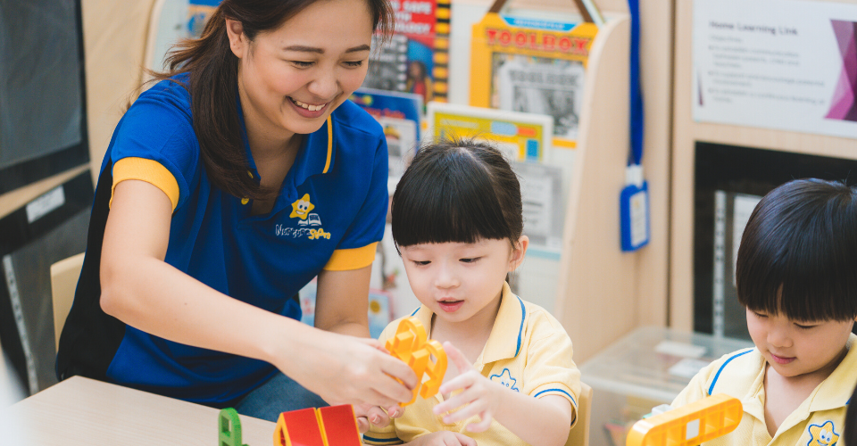 NurtureStars Preschool - Up to $600 off school fees for first 3 months.