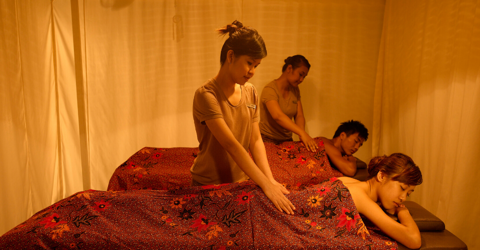 Masego The Safari Spa - 1-for-1 60-min Safari Full Body Wellness Massage @ $88 nett (U.P. $145.52)