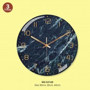 Đồng hồ tranh treo tường, đồng hồ treo tường nghệ thuật mã G0148