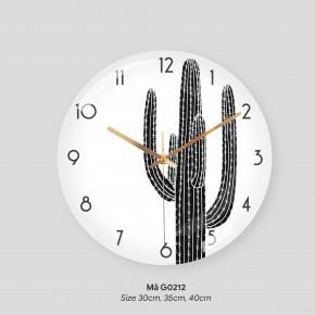 Đồng hồ treo tường độc, tranh đồng hồ treo tường mã G0212