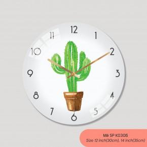 Đồng hồ tranh treo tường, đồng hồ phòng khách mã K0306