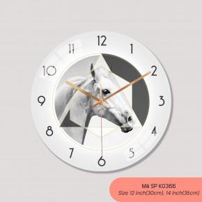 Đồng hồ tranh treo tường, các loại đồng hồ treo tường đẹp mã K0366