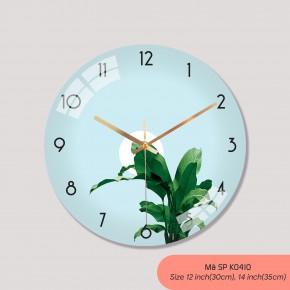 Đồng hồ trang trí nội thất, đồng hồ treo tường mã K0410