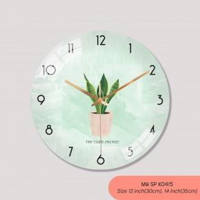Thế giới đồng hồ treo tường, đồng hồ treo phòng ngủ mã K0415