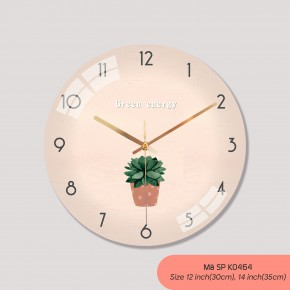 Đồng hồ treo tường tranh, những mẫu đồng hồ treo tường đẹp mã K0464