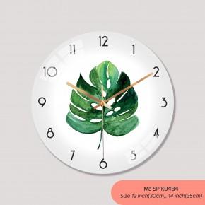Đồng hồ treo tường tranh, đồng hồ treo tường hiện đại mã K0484