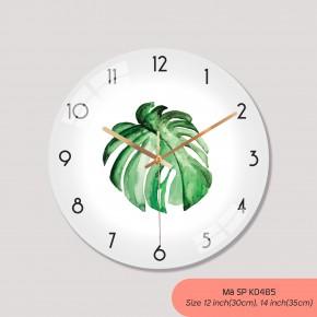Đồng hồ treo tường tranh, đồng hồ kiểu treo tường mã K0485