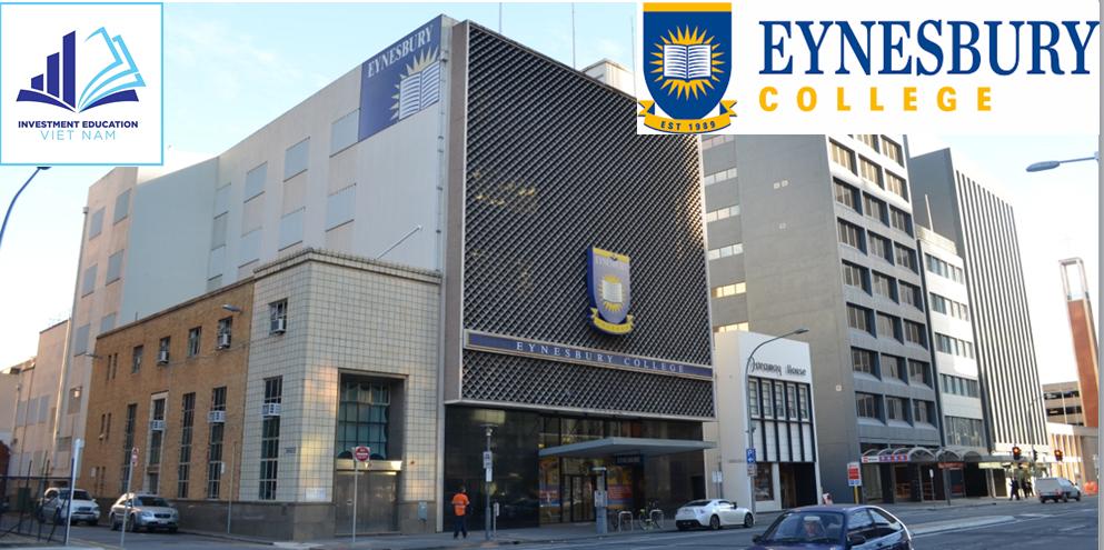 Trường Eynesbury College, ÚC - Du học IEVN
