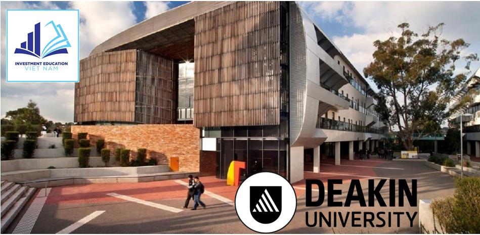 Trường Deakin University, ÚC - Du học IEVN