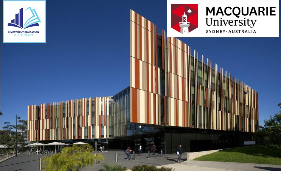 Trường Macquarie University, ÚC - Du học IEVN
