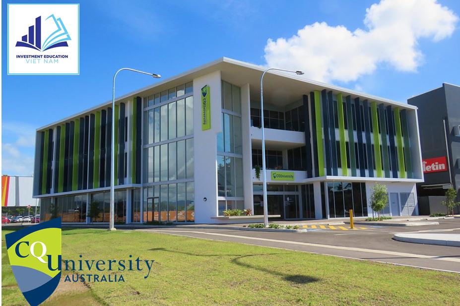 Trường Central Queensland University, ÚC - Du học IEVN