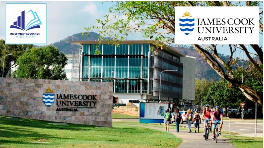 Trường JamesCook University, ÚC - Du học IEVN