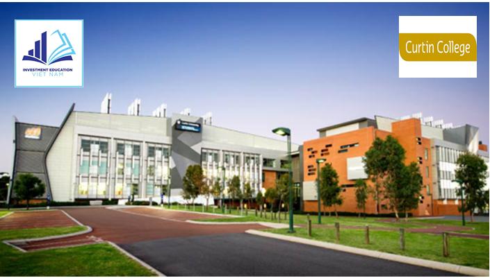 Trường Curtin College, ÚC - Du học IEVN