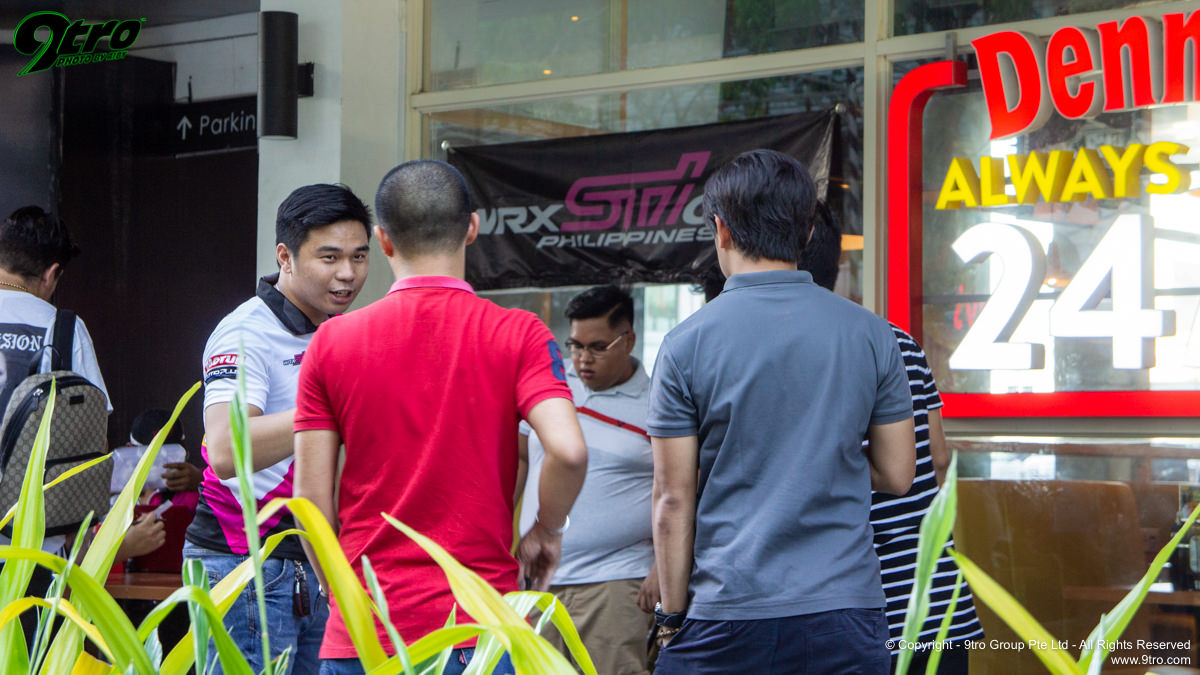 2018 WRX STI Club of the Philippines 1st Anniversary