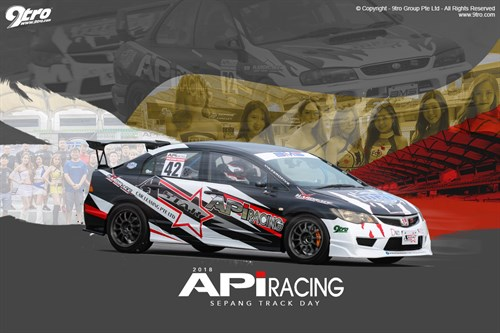 2018 API Racing Sepang Track Day