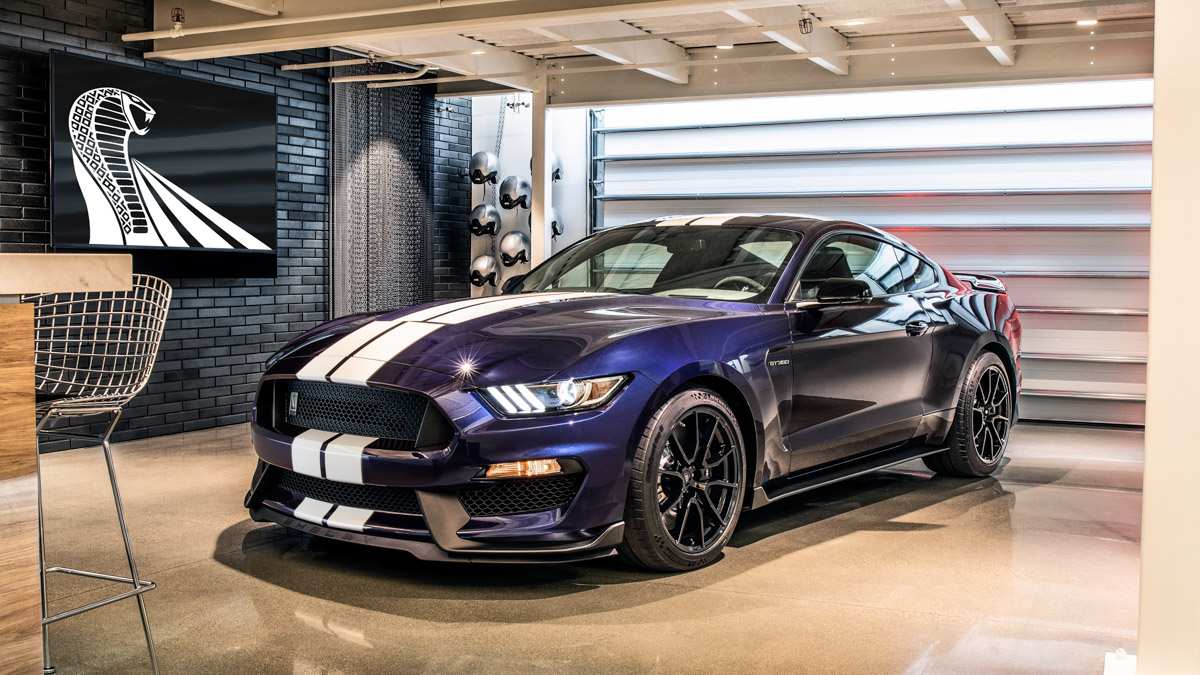 New 2019 Shelby GT350