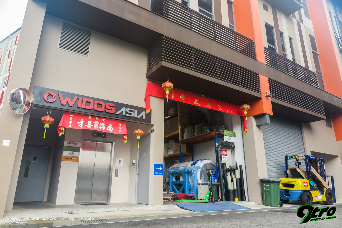 Widos Technology (Asia Pacific) Pte Ltd. - WIDOS ASIA