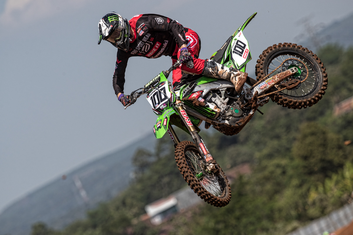 2018 MXGP - No sweet and sour for podium-finisher Desalle at Asian GP scorcher