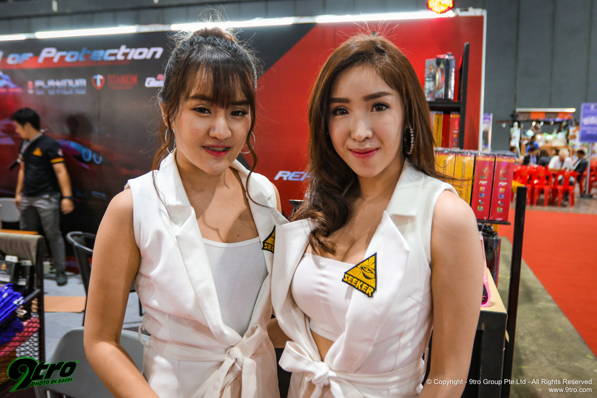 2018 Bangkok International Auto Salon - Part 2 (Models)
