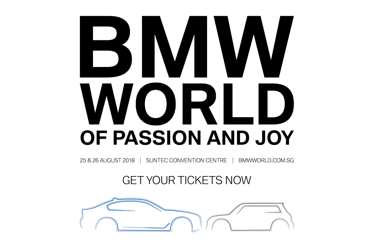 2018 BMW World Preview
