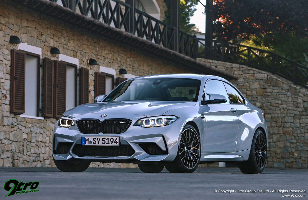BMW M2 Competition Middleweight Champ