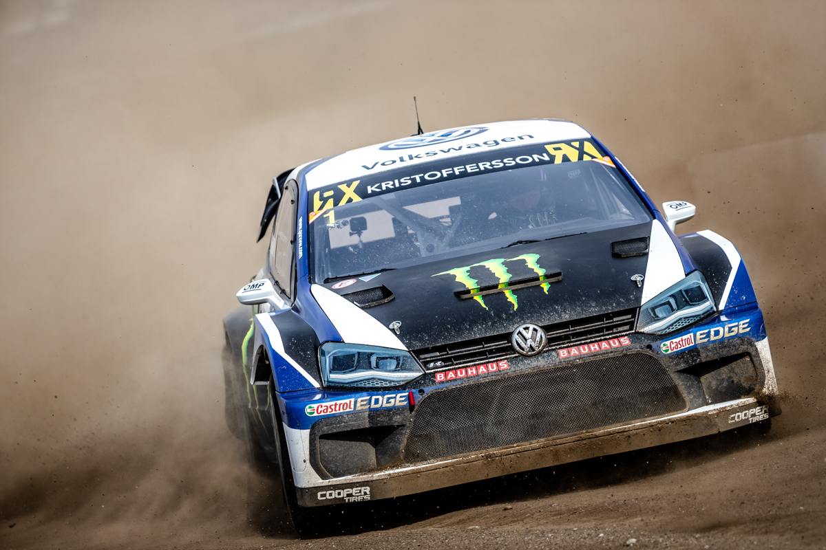2018 World RX - Kristoffersson digs deep to win World RX in Canada