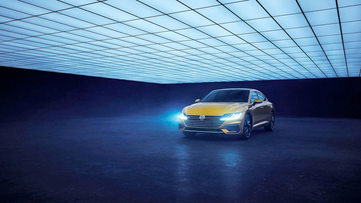 Volkswagen Arteon Petersen Photoshoot