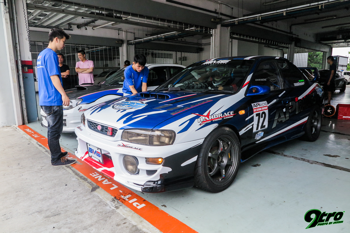 2017 API Racing Sepang Track Day