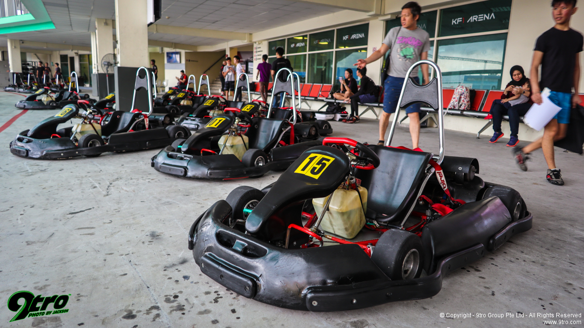 2018 Asian Driver Search - Kart Challenge SR 1