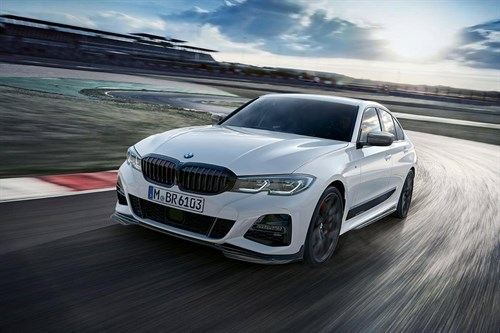 2019 BMW 3 Series BMW M Performance Parts