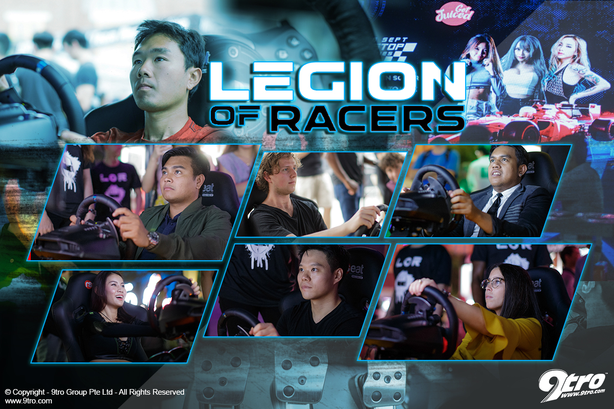 Legion of Racers