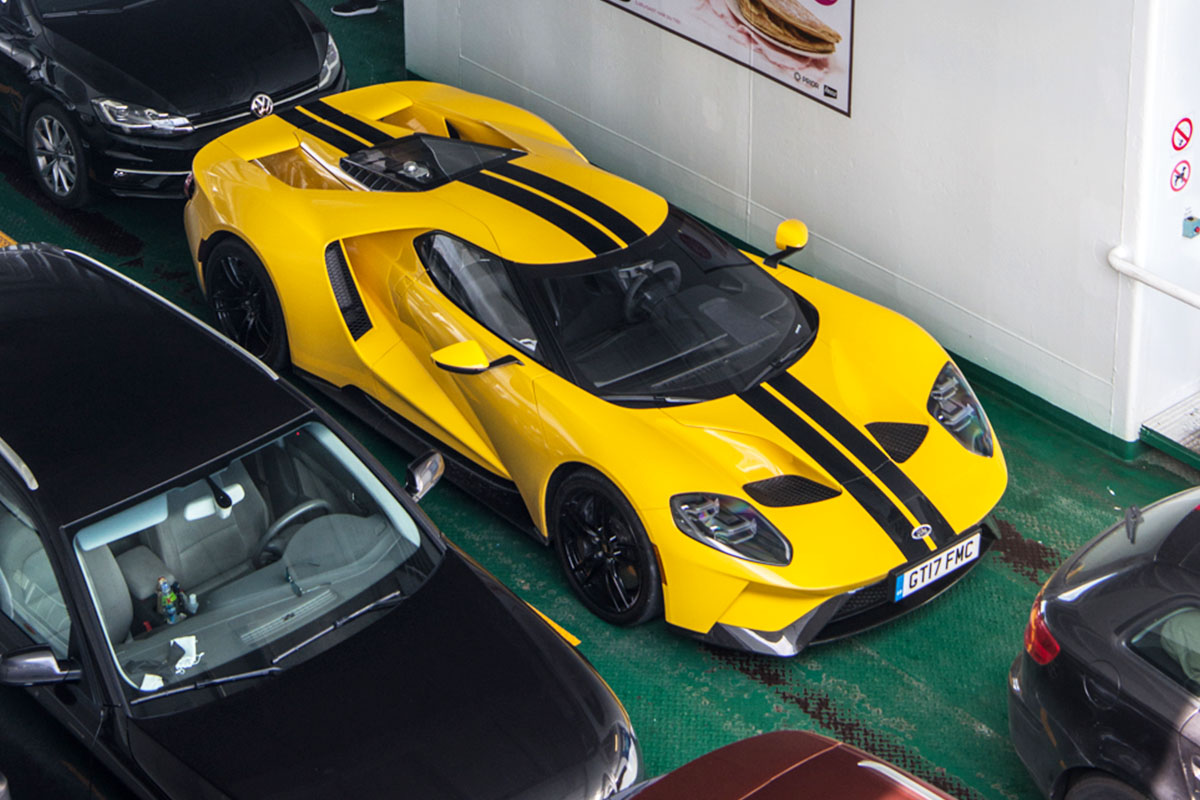 Ford GT recalled