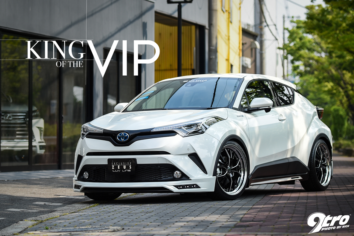 M'z Speed C-HR - King of the VIP