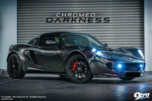 NightzConcepts Lotus Elise - Chromed Darkness