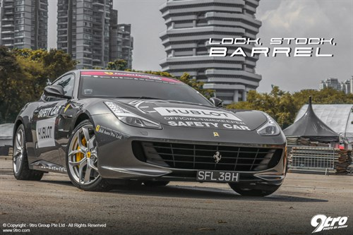 Ferrari GTC4 Lusso T - Lock, Stock, Barrel