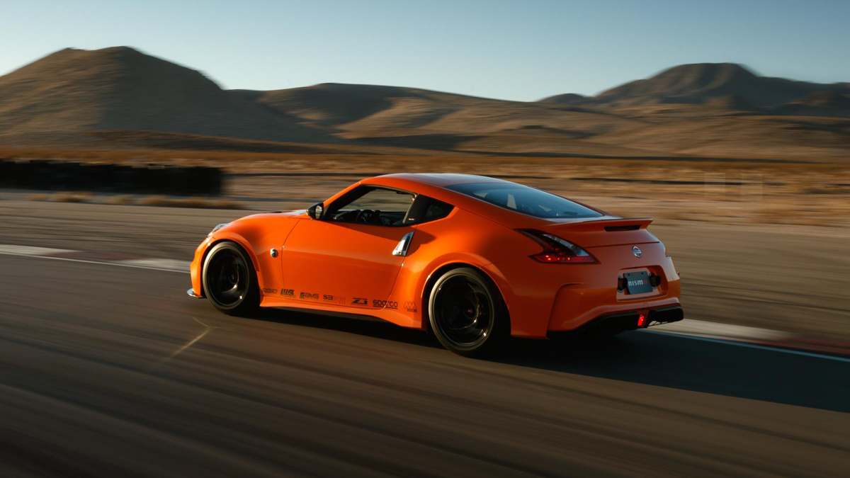 Nissan 370Z Project Clubsport 23 - 9tro