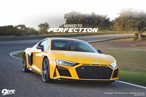 Audi R8 Facelift - Honed to Perfection