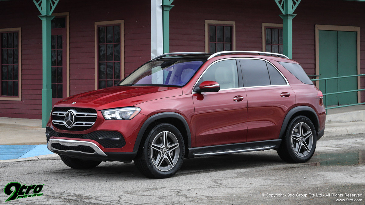 MERCEDES GLE 2018 - NATURAL SELECTION