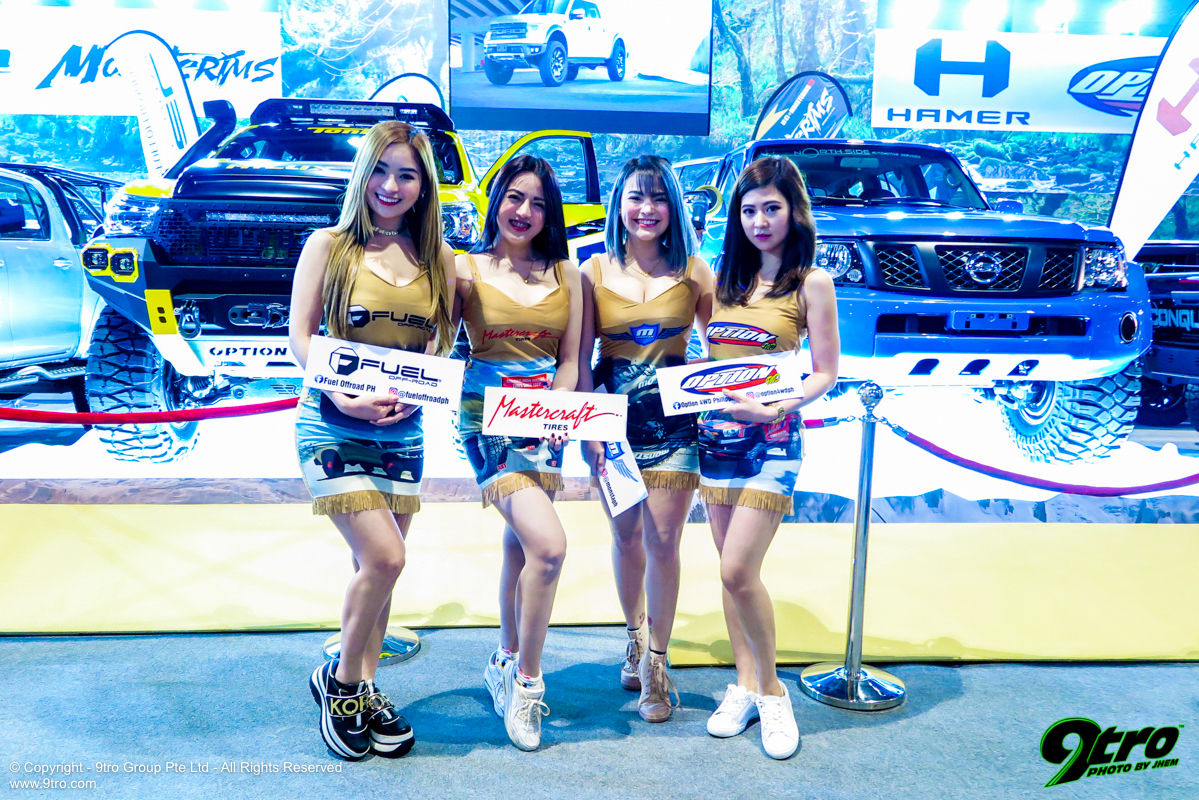 2018 Manila Auto Salon and Sport Truck Show