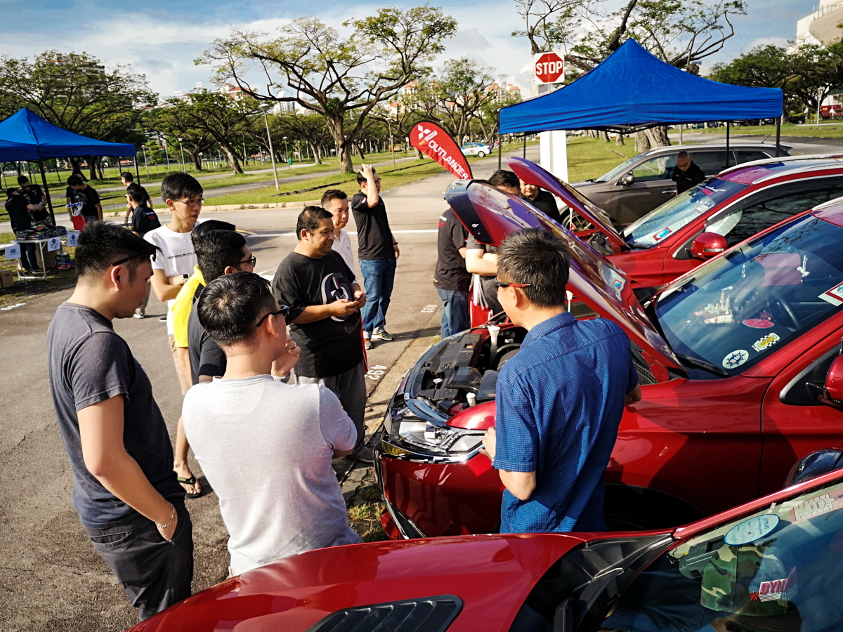2018 Outlander Club Singapore Mega-Meet