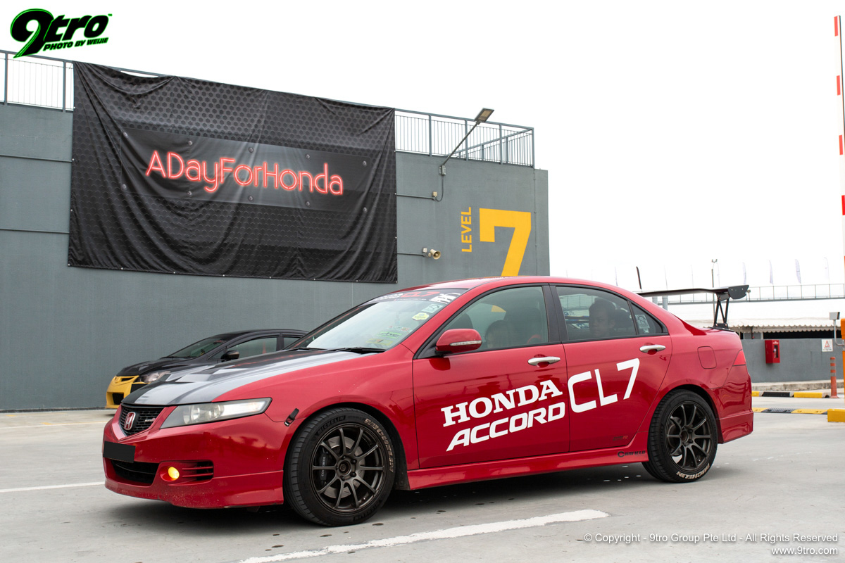 2018 A Day For Honda