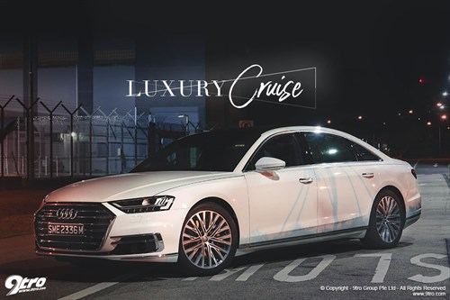 Audi A8 L - Luxury Cruise