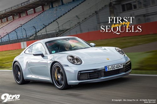Porsche 992 First Ride - First Among Sequels