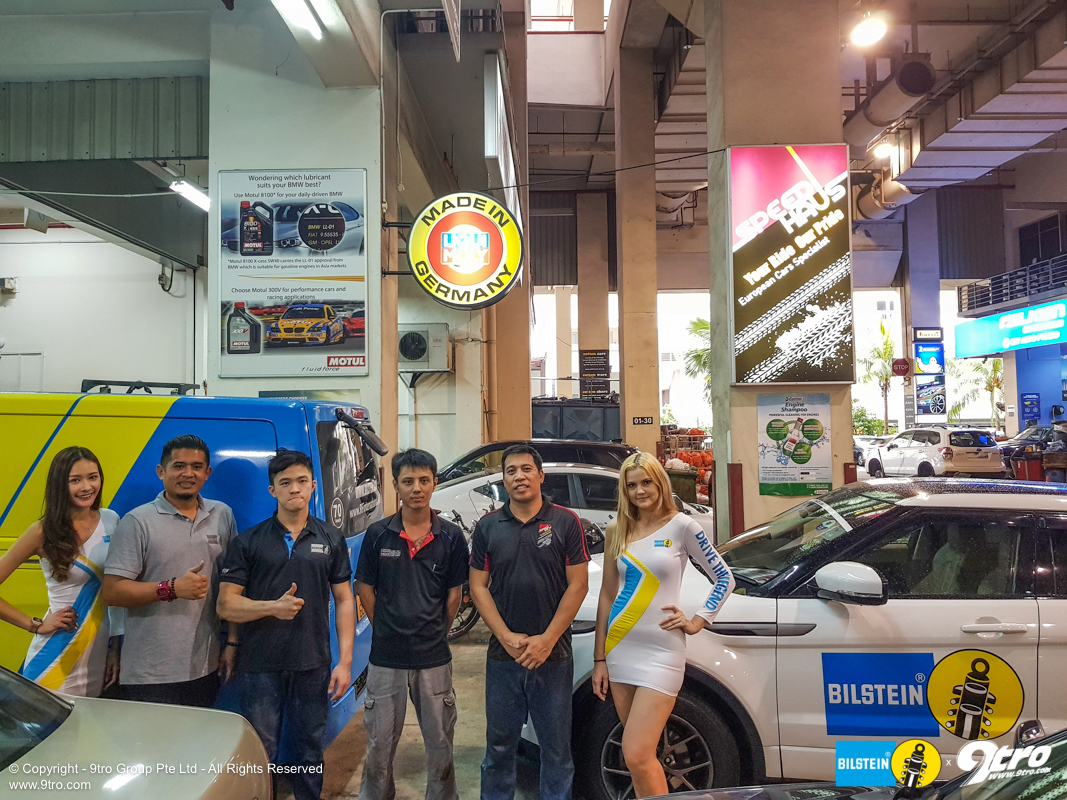 2018 Bilstein Roaming Roadshow
