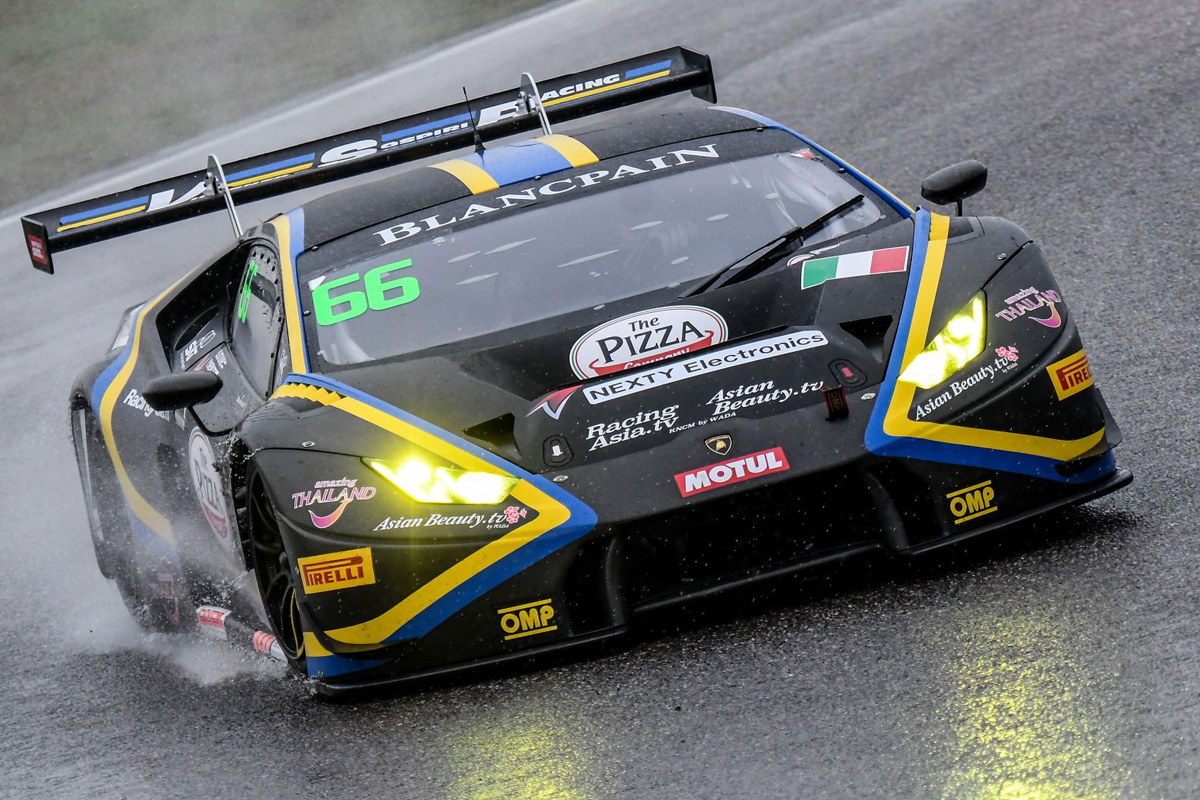 2019 Blancpain GT World Challenge Asia - VSR Racing