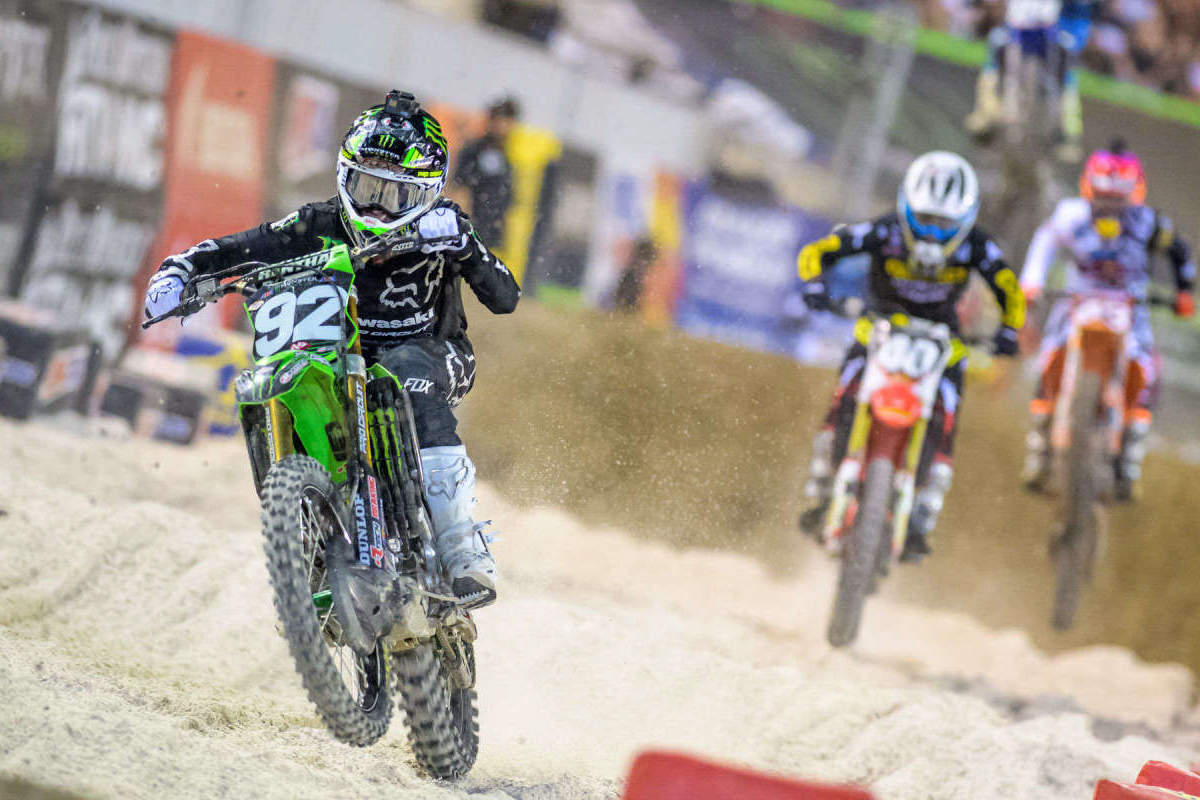 Monster Energy's Interview with Adam Cianciarulo