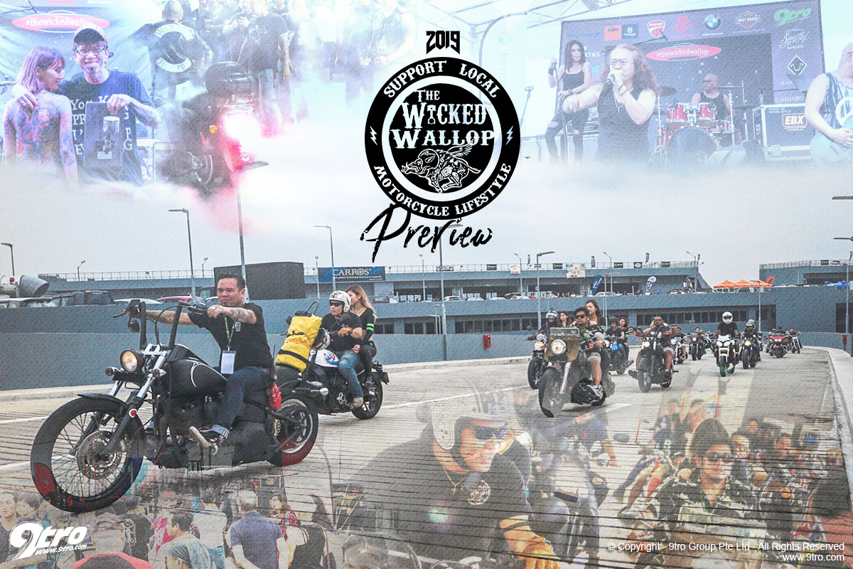 2019 Wicked Wallop - Preview